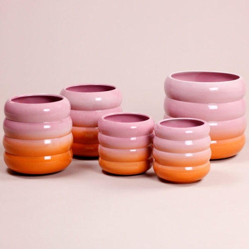 BIG-PLANT-POT-JOLI-B-GRADIENT-TANGERINE-PINK-HANDMADE-BERLIN-MARILYNE-BLAIS-COOL-MACHINE-1