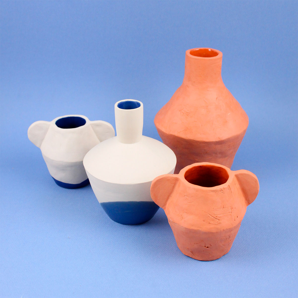 Cassandre Bouilly artwork gallery pot planter vase clay ceramics Cool Machine store