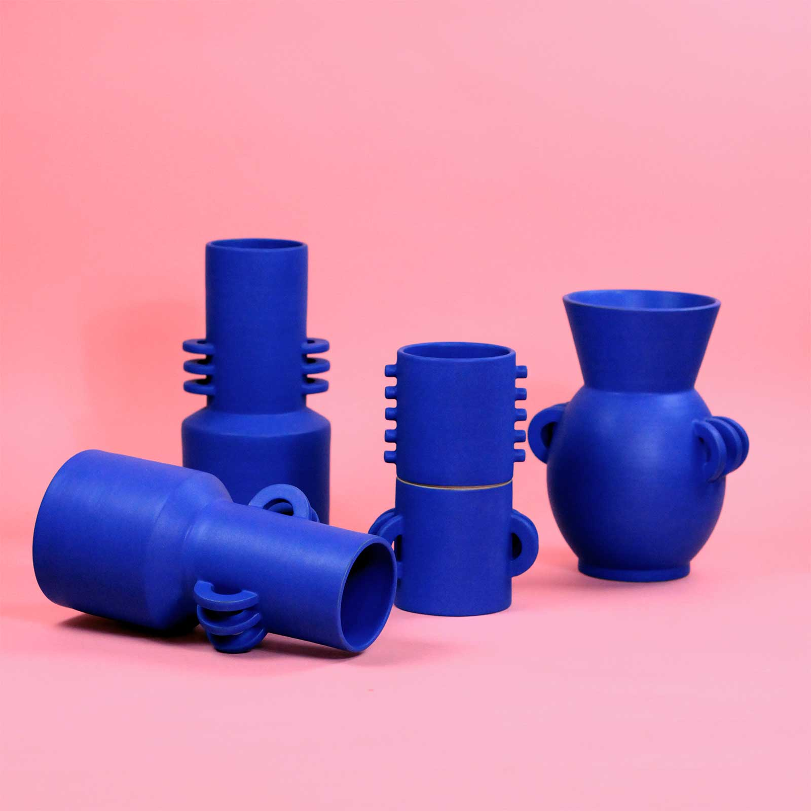 Ceramics by Laura artwork gallery pot planter vaseCool Machine store