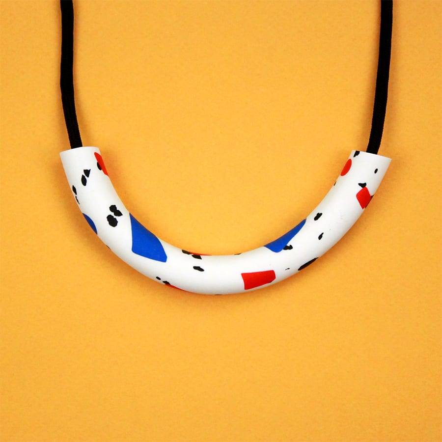 NECKLACE COMMA PARIS