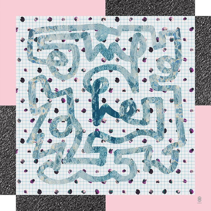 SCARF SWIMMING LABYRINTH