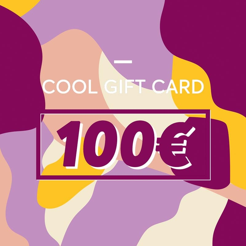 COOL GIFT CARD 100€