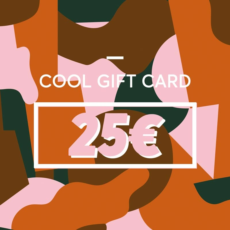 COOL GIFT CARD 25€