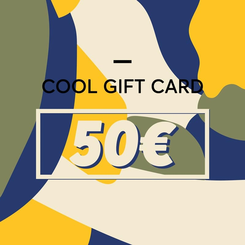 COOL GIFT CARD 50€