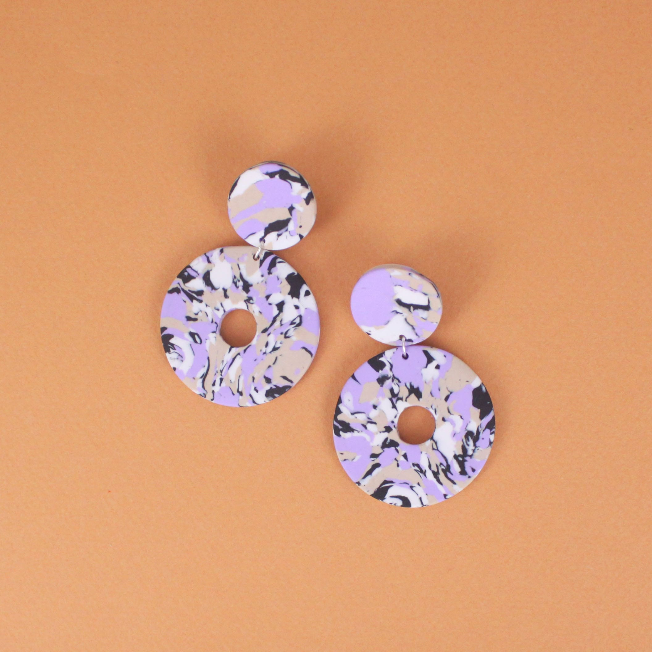 EARRINGS GRANITO