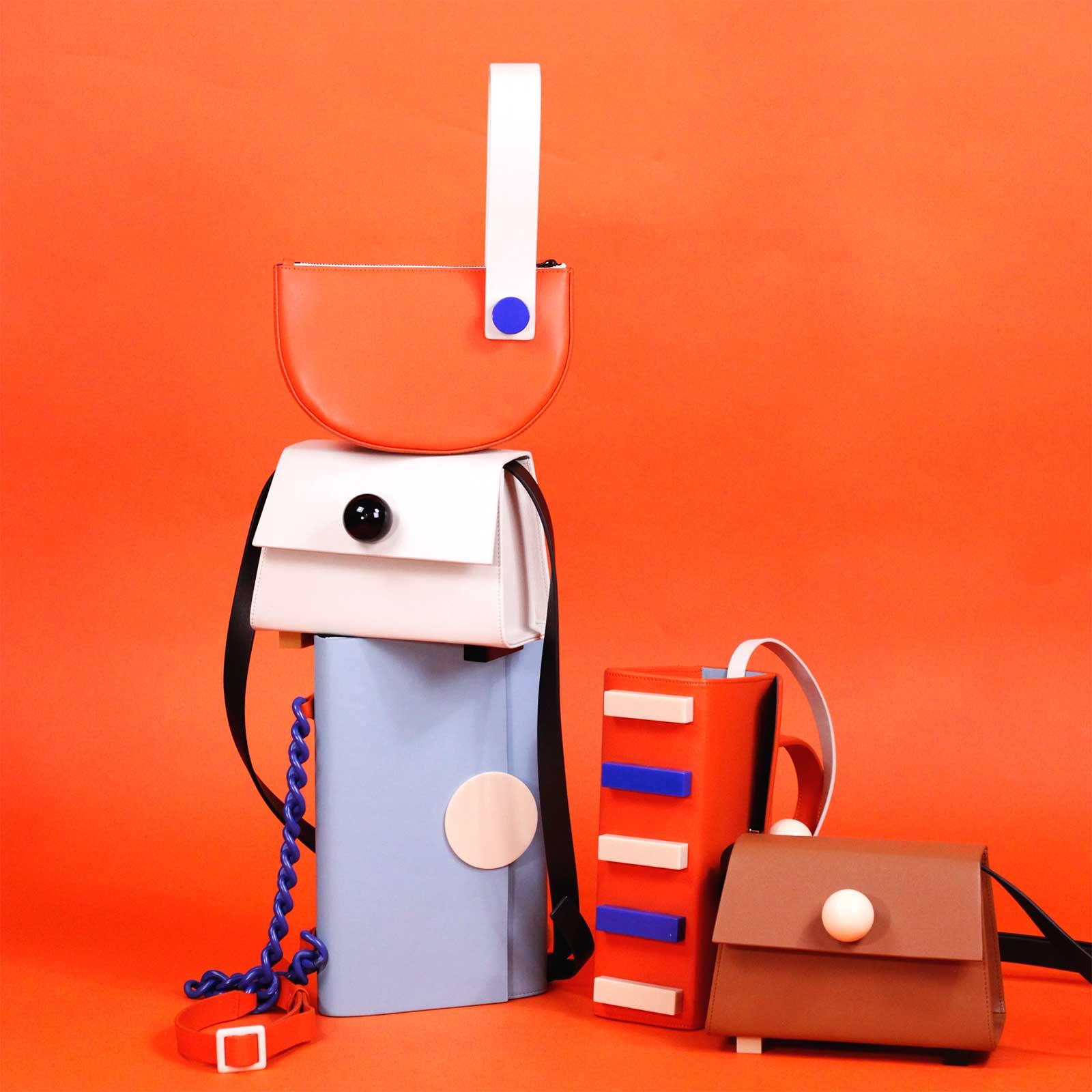 Matter Matters handbags Cool Machine
