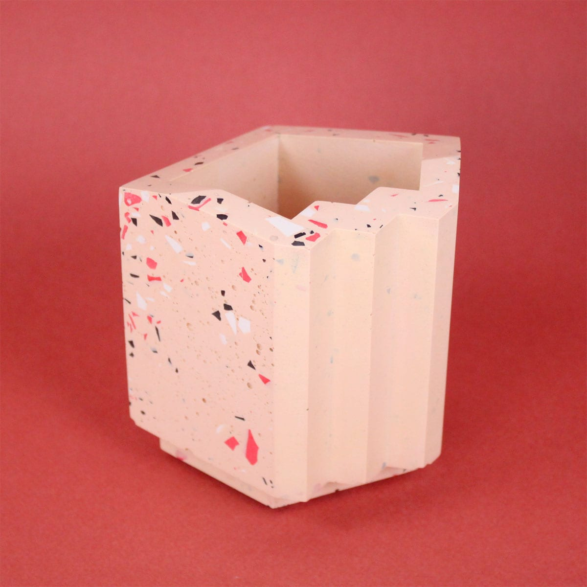 FRECKLED VASE PINK FRAUKLARER COOL MACHINE