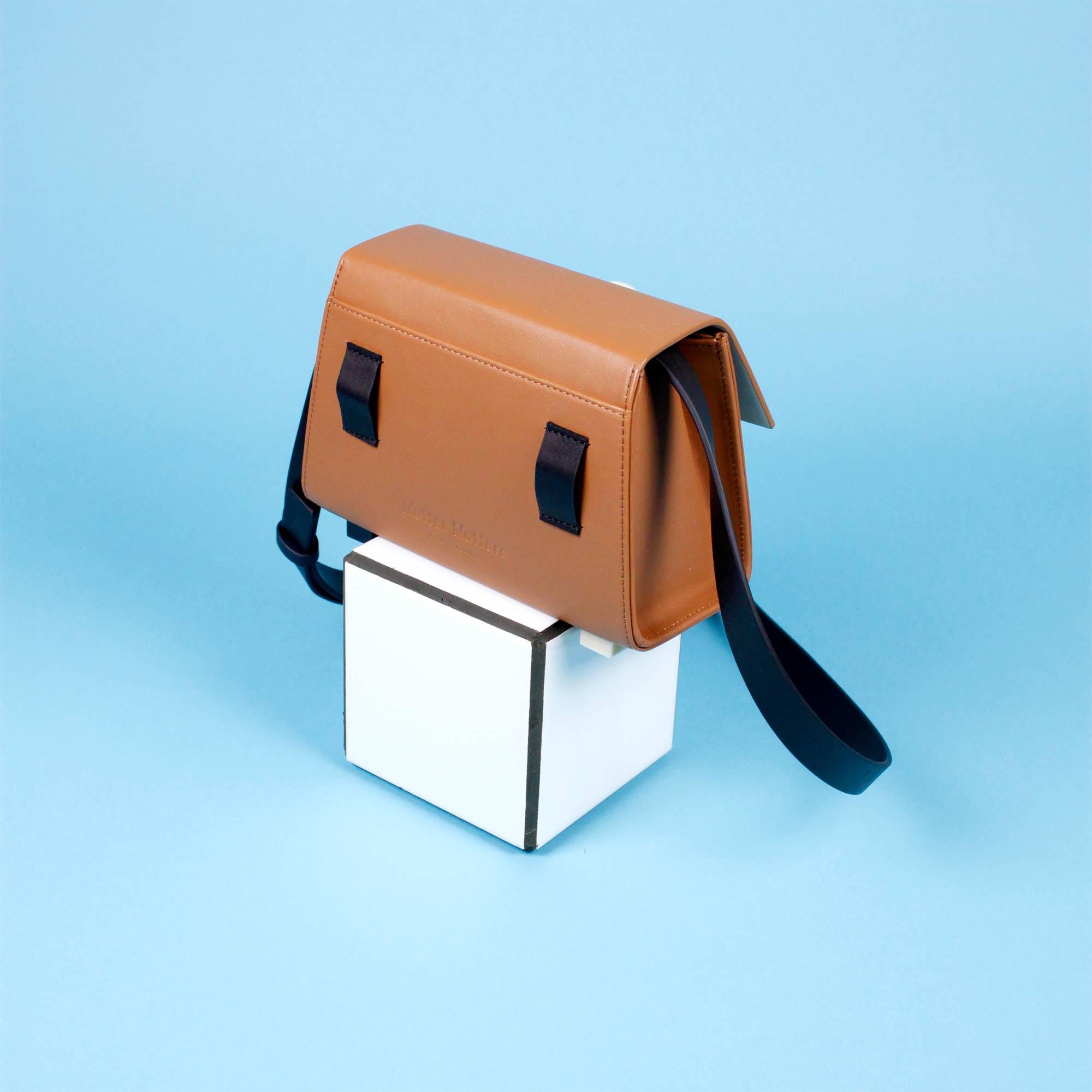 MODULAR BAG BROWN CLAY