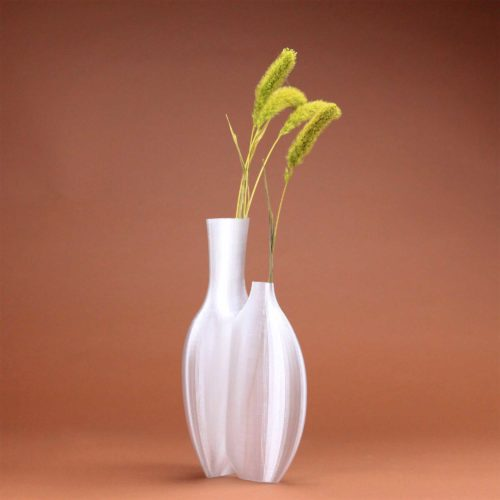 DOUBLE VESSEL VASE ARGOT STUDIO