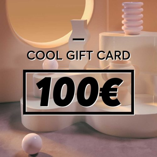 COOL MACHINE GIFT CARD 100 EUROS