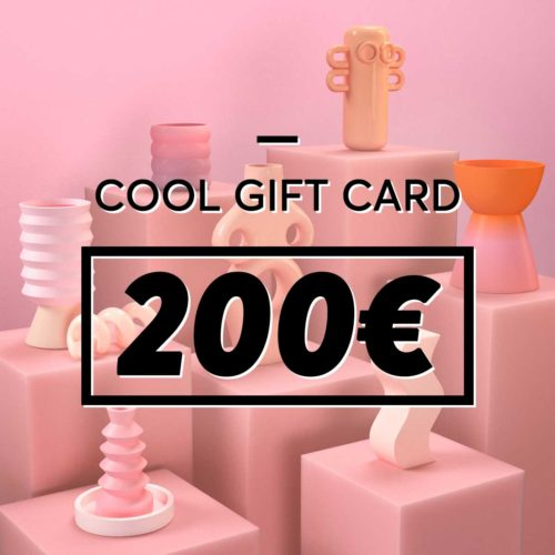 COOL MACHINE GIFT CARD 200 EUROS