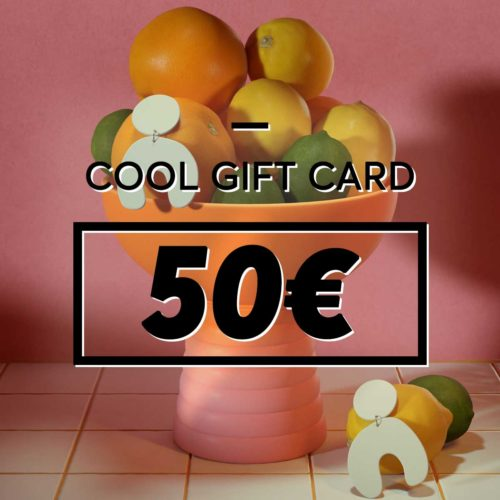 COOL MACHINE GIFT CARD 50 EUROS