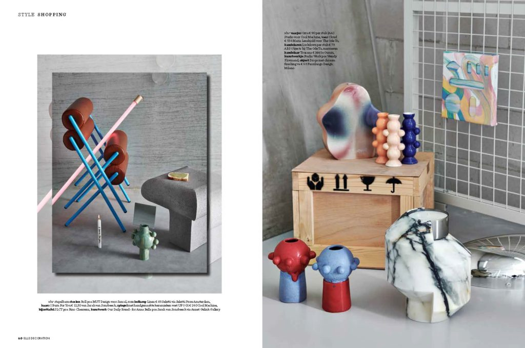 Press release elle decoration NL house of fun with Iaai abs objects dean toepfer objects for objects (5)