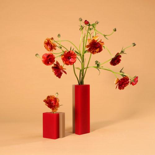 versa vase taupe red dean toepfer handmade in asutralia cool machine art and design store creative studio (4)