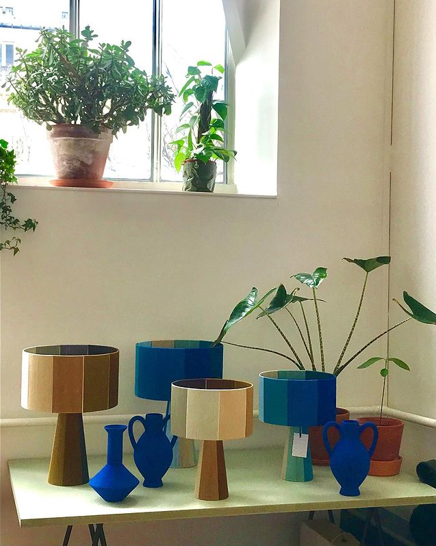 Julie Lansom vase Cool Machine (9)