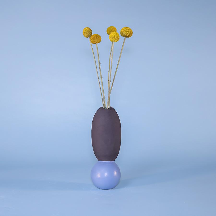 Itera ceramic vase iaai blue black handmade in berlin cool machine store (6)