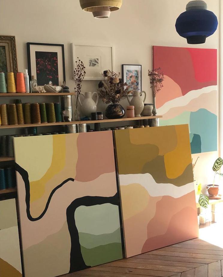 Julie Lansom vase Cool Machine (10)